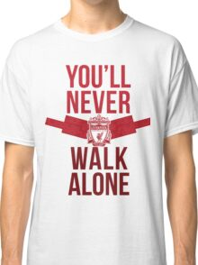 Liverpool FC - YNWA 3 Classic T-Shirt