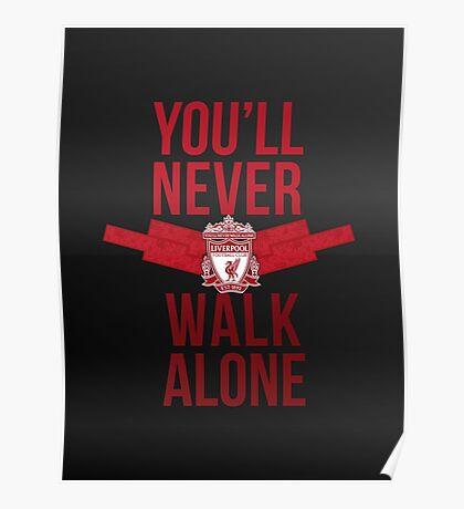 Liverpool FC - YNWA 3 Poster