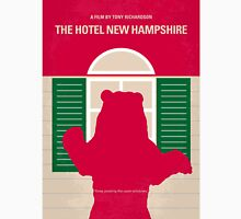 No443 My The Hotel New Hampshire minimal movie poster Unisex T-Shirt