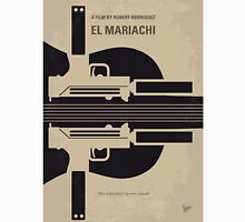No445 My El mariachi minimal movie poster Unisex T-Shirt