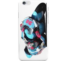 Bike GP heroes in action - 'Luis Salom' iPhone Case/Skin