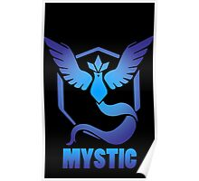 Pokemon GO - Team Mystic Poster