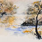 watercolor 45417042 by calimero