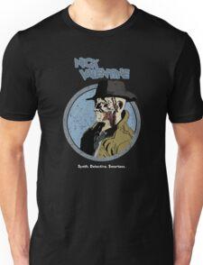 Synth. Detective. Smartass. Unisex T-Shirt