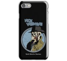 Synth. Detective. Smartass. iPhone Case/Skin