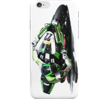Bike GP heroes in action - 'Alex Lowes' iPhone Case/Skin
