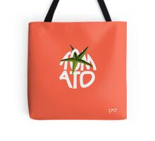 TOMATO - - - - - - - EAT YOUR VEGETABLES Tote Bag