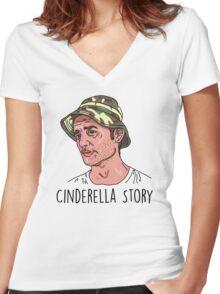 Bill Murray - Caddyshack Women's Fitted V-Neck T-Shirt