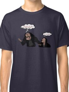 I DID NOT HIT HER - OH HI MARK - THE ROOM T-SHIRT Classic T-Shirt