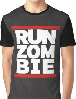 run zombie Graphic T-Shirt