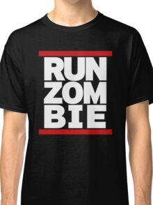 run zombie Classic T-Shirt