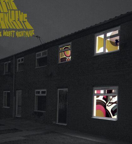 Favourite Worst Nightmare - Arctic Monkeys Sticker