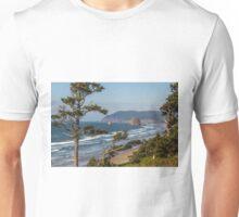 Cannon Beach View Unisex T-Shirt