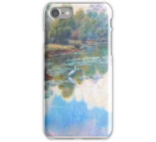 """Lily Lagoon"" iPhone Case/Skin"