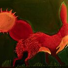 red fox by soogie