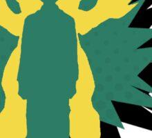 Deku and All Might - Boku no Hero Academia Sticker