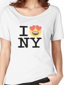 I Really Love New York Women's Relaxed Fit T-Shirt