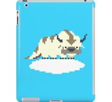 8-bit Appa on a Cloud iPad Case/Skin