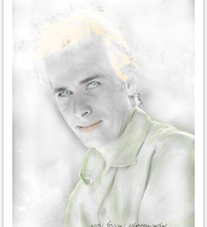 Digital Sketch © Vicki Ferrari Sticker