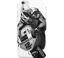 Bike GP heroes in action - 'Tom Luthi' iPhone Case/Skin