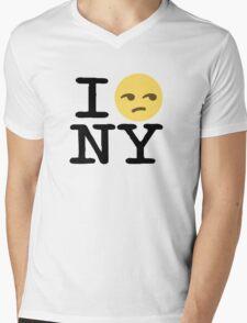 New York Is Ok, I Guess Mens V-Neck T-Shirt