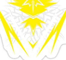 TEAM INSTINCT - POKEMON Sticker