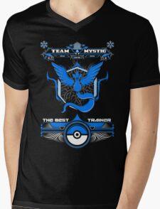 TEAM MYSTIC - POKEMON Mens V-Neck T-Shirt