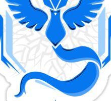 TEAM MYSTIC - POKEMON Sticker