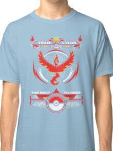 TEAM VALOR - POKEMON Classic T-Shirt