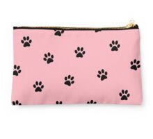 Puppy mania in pink Studio Pouch