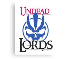 Undead Lords Canvas Print