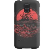 Tentacle Wars Samsung Galaxy Case/Skin