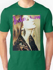 Epic Barbra Streisand Profile Unisex T-Shirt