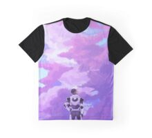 Shooting Stars Graphic T-Shirt