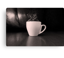 Cup-Full Of Beans Canvas Print