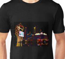 Macau Casinos Unisex T-Shirt