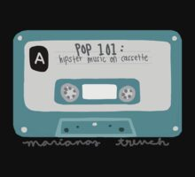 Pop 101: Cassette by chenveronica