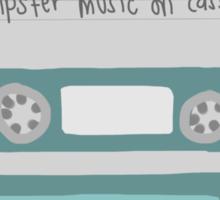 Pop 101: Cassette Sticker