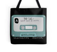 Pop 101: Cassette Tote Bag