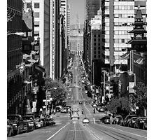 California Street Photographic Print