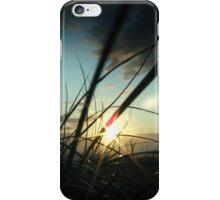Sunset sand dune iPhone Case/Skin