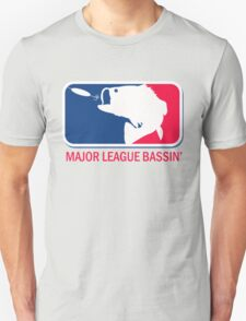 Major League Bass funny fishing Unisex T-Shirt