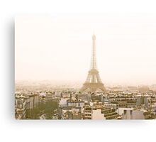 Eiffel Tower, Paris Canvas Print