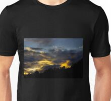 Sunrise Silhouette Unisex T-Shirt