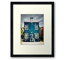 Burano, Venice Framed Print