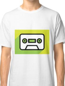 Audio tape icon Classic T-Shirt