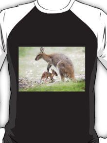 Wait for me mum 01 T-Shirt