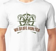 Wildlife Hunter Unisex T-Shirt