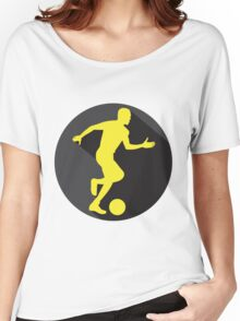 Soccer Icon Women's Relaxed Fit T-Shirt
