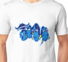 Blue Tang Clan Unisex T-Shirt